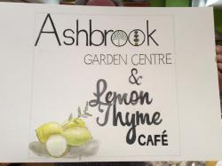 Ashbrook Garden center