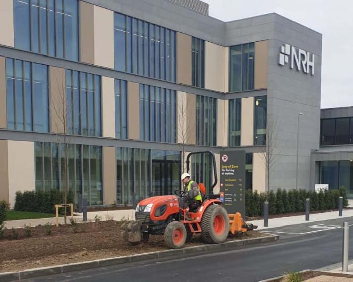 Returning to work in the Landscape Sector - O'Briens Landscaping
