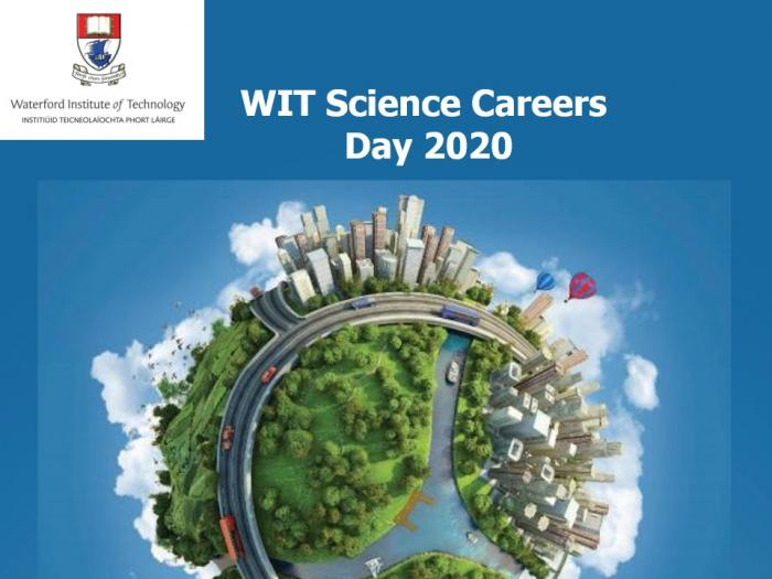 WIT Science Careers Day (28 February 2020)